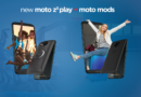 Make your everyday extraordinary with the new moto z3 play