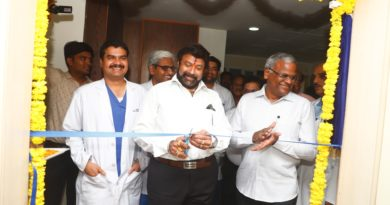Head and Neck Rehab – Unique initiative by , Basavatarakam to begun for first time in India