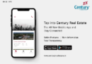 Century Real Estate Launches the All-New Mobile App