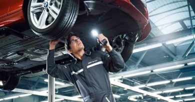 BMW Extended Care+ Service Guarantees Uninterrupted JOY