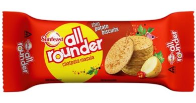 ITC Ltd. introduces 'Sunfeast All Rounder', India's own thin potato biscuits